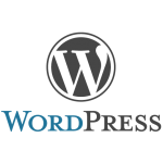 Logo WordPress carré