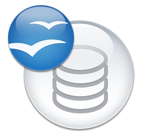 Logo OpenOffice.org Base