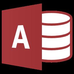 Logo Microsoft Access